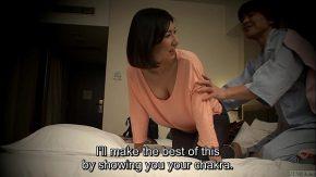 Sex cu un cuplu de japonezi se fut la hotel unde sunt filmati