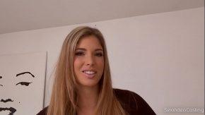 Film porno romania blonda la casting cu buze sexy suge pula